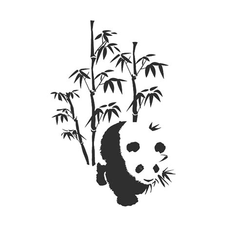 panda tattoo vorlage panda tattoo designs wandtattoo panda tattoo