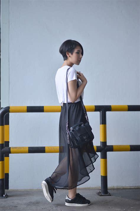 Adidas Mini Dress Print Bangkok Import ihfk pearl proenza schouler ps1 mini adidas uniqlo basic white stand