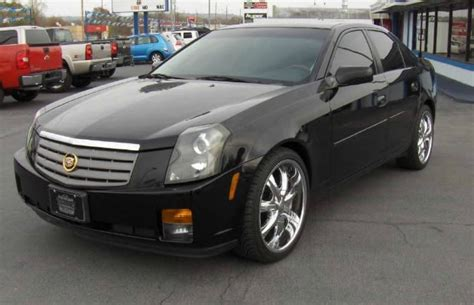 2004 cadillac cts resale value