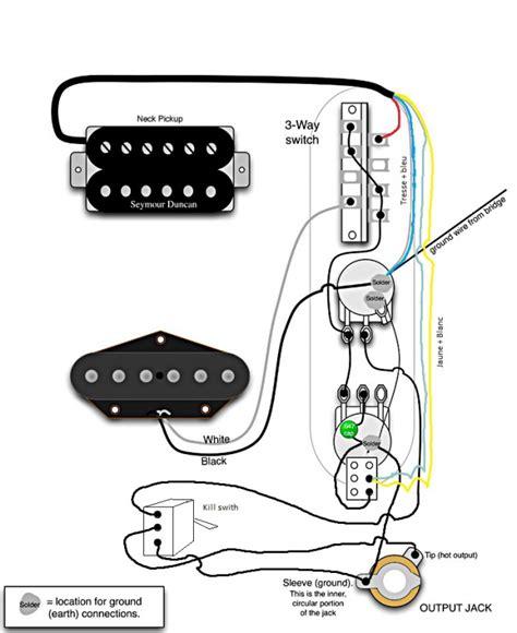 simple humbucker wiring diagram simple wiring diagram