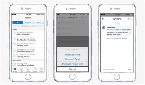 dropbox mobile dropbox rolls out mobile commenting on ios devices