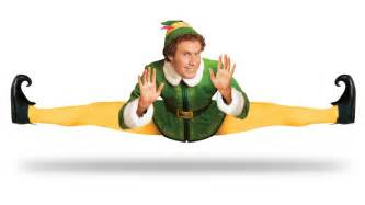 buddy the elf makes debut for hub late night onward state