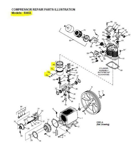 wiring diagram for bristol compressor wiring wiring