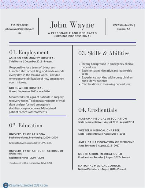 Updated Resume Format by Our Updated Resume Exles 2018 Resume Exles 2018