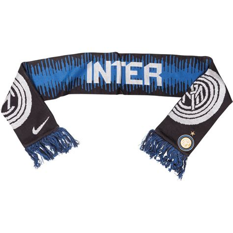 Inter Milan Scarf Acrylic accessories archives sports