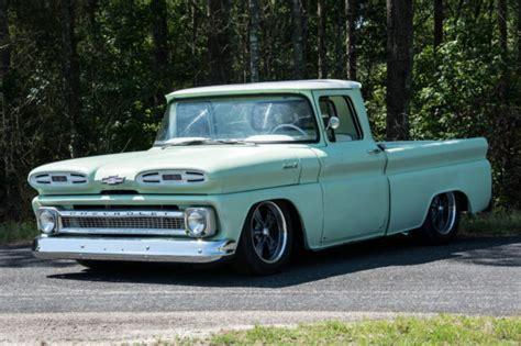 1961 Chevrolet C10 1961 Chevy Apache C10 Shop Truck Rat Rod Custom Rod