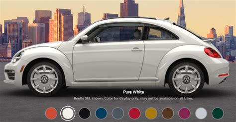 volkswagen beetle 2017 white 2017 volkswagen beetle paint colors