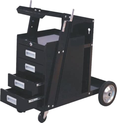 Mig Welding Cart With Drawers by 85169 Mig Welder Cart Deluxe Welding Cart With 4 Drawers