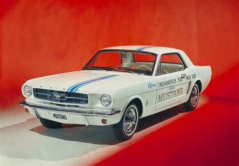 Mustang Auto Vit by Ford Mustang History 1964 Shnack