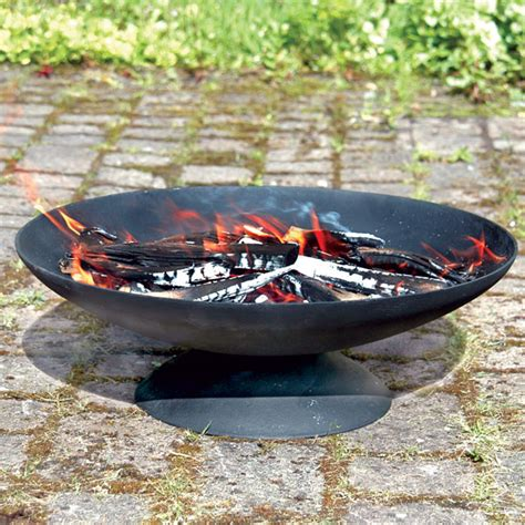 Firebowl Pit Fallen Fruits Large Pit Low Design 60cm Diameter On Sale