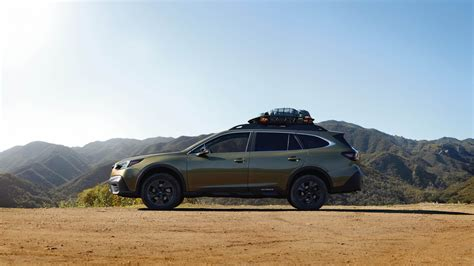 2020 Subaru Outback Turbo by 2020 Subaru Outback Debuts With Available Turbo Power