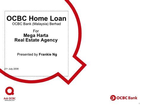 ocbc housing loan malaysia ocbc presentation