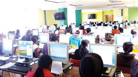 computer based test candidates laud jamb on use of eight for cbt news