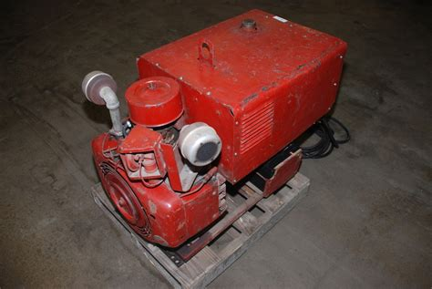 lincoln lincwelder 225 gas powered stick welder engine