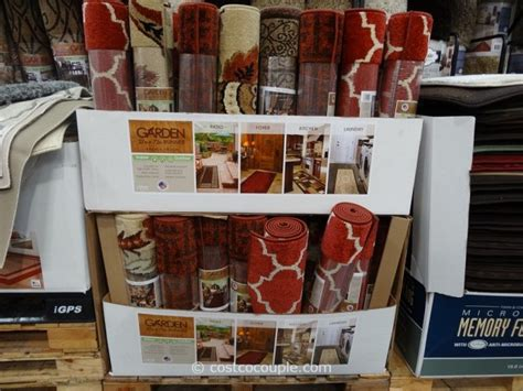 costco rugs and runners orian rugs garden collection runner