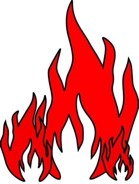 Animasi Bara Api Unggun free vector graphic flames ignite burn