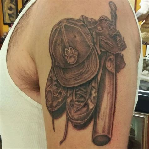 40 baseball tattoo designs and ideas i luve sports