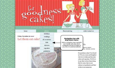 blogger exles adding pages to blogger blog designerblogs com