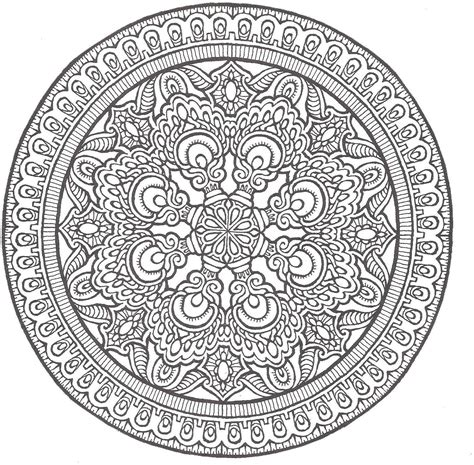 advanced mandala coloring pages printable advanced mandala coloring pages printable coloring home
