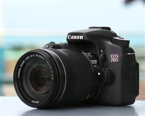 Canon EOS 70D Dual Pixel AF: for better or for worse