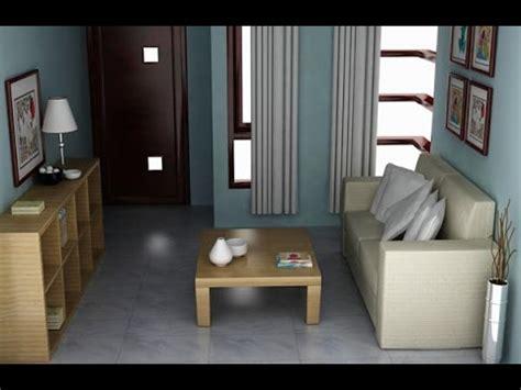 interior ruang tamu minimalis type  desain interior