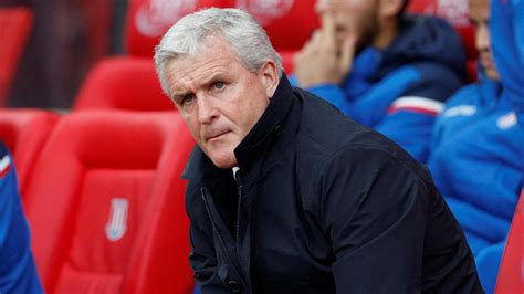 Barclays Pl Table Mark Hughes Manager Profile Premier League