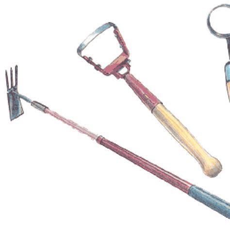 Handled Gardening Tool by Choose Handled Garden Tools For Easier Garden Care