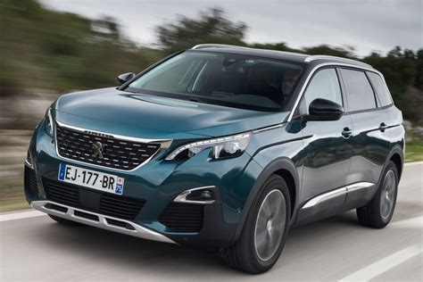 Auto Tuning Peugeot 5008 by Road Test Peugeot 5008 2017 Parkers