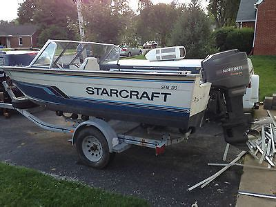 starcraft walleye boats 17 ft starcraft boats for sale