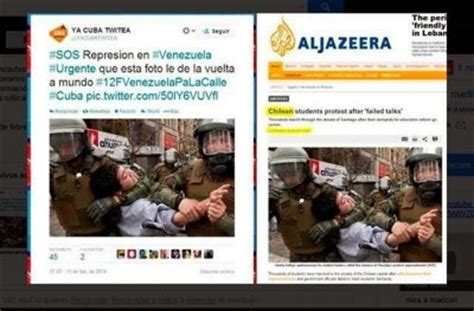 Imagenes Falsas Venezuela | im 225 genes falsas en la ca 241 a contra venezuela