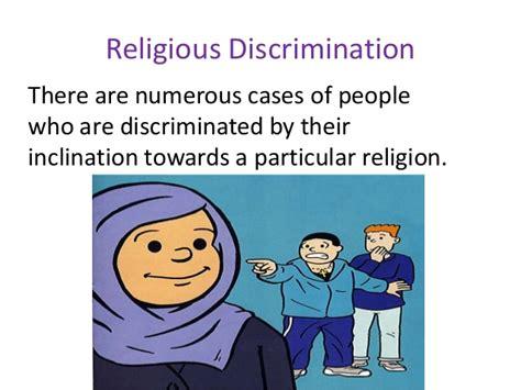 cultural discrimination 1