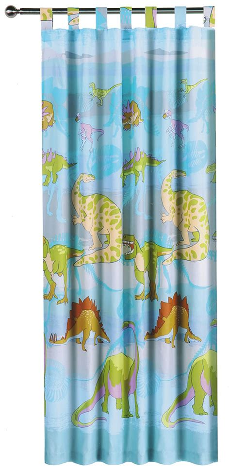 kids dinosaur curtains dinosaur curtains tab top boys kids bedroom dinosaurs