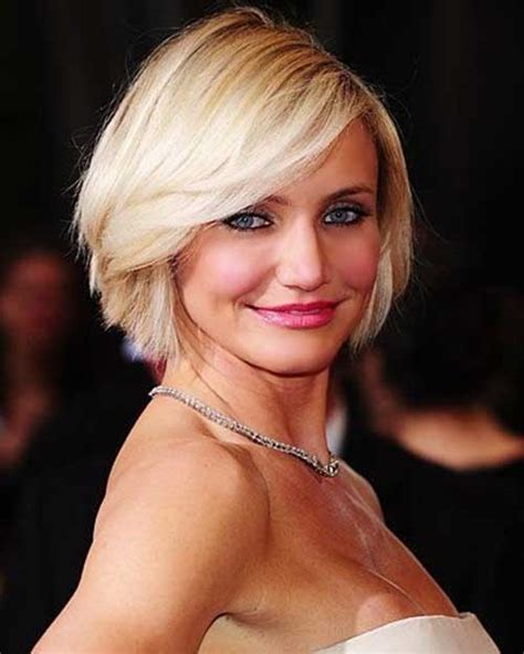hairstyles cameron diaz bob 25 best layered bob pictures bob hairstyles 2017 short