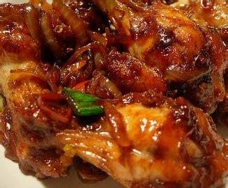 www resep resep membuat ayam goreng bumbu kecap pedas