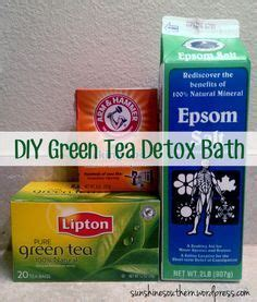 Does Arizona Green Tea Help Detox by Best 25 Foot Detox Ideas On Foot Detox Soak