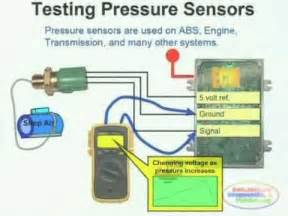 pressure sensor amp wiring diagram youtube