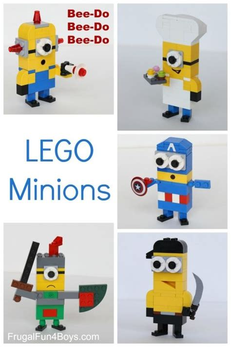 lego minion tutorial 233 best images about activity ideas on pinterest jenga