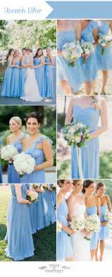 summer wedding colors top 10 wedding colors for summer bridesmaid dresses 2016