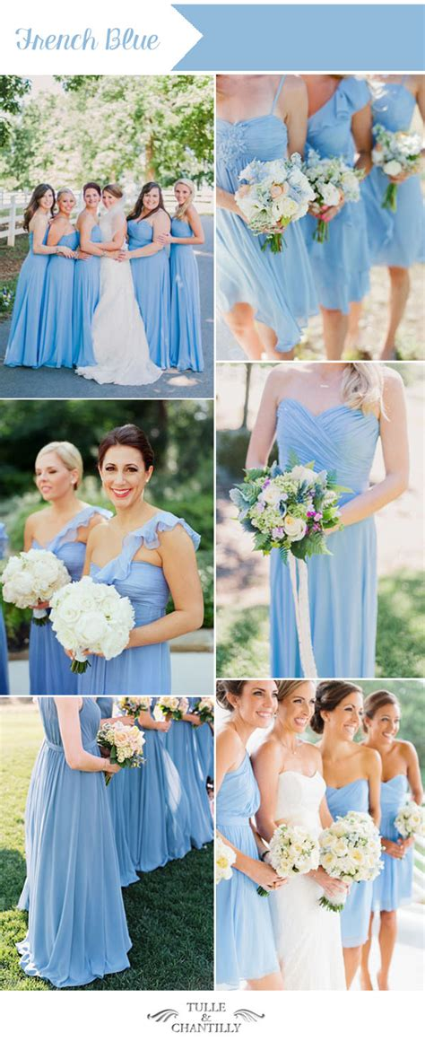 summer wedding color schemes top ten wedding colors for summer bridesmaid dresses 2016