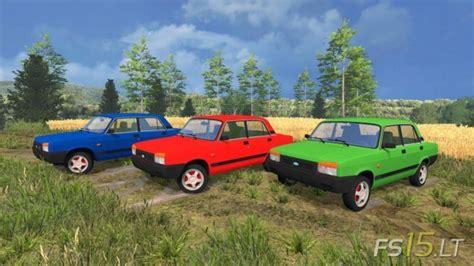 lada multicolore vaz 2107 m multicolor fs15 mods fs15 lt