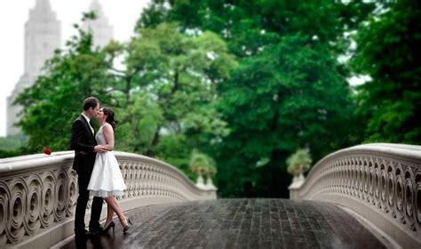 weddings  bow bridge  married  bow bridge