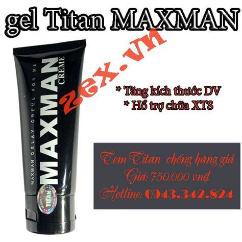 gel titan titan gel như thế n 224 o shop zex vn online