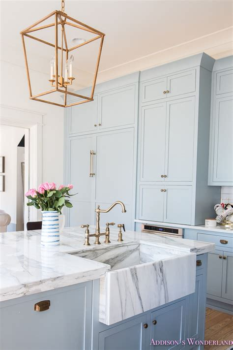 light blue kitchen cabinets beautiful homes of instagram home bunch interior design