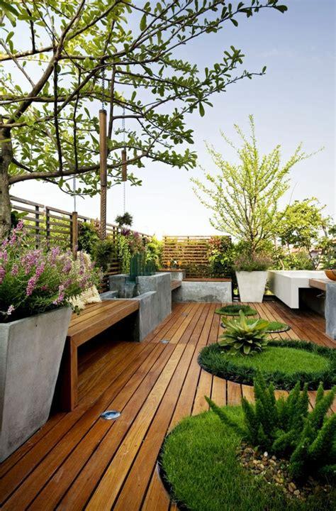 ideen für gartengestaltung pflanzen zaun pflanzen idee