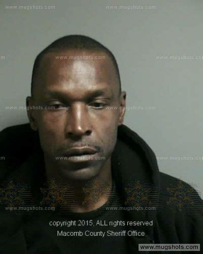 Calhoun County Mi Arrest Records Troy Edward Calhoun Mugshot Troy Edward Calhoun Arrest Macomb County Mi