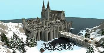 Church Floor Plans Free winterbleak world of targur castle minecraft building inc