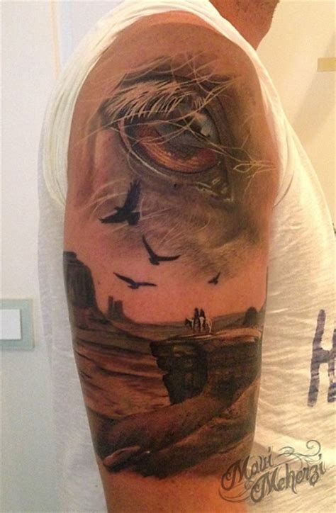 eye tattoo for horses maui meherzi horse eye monument valley tattoo tattoos