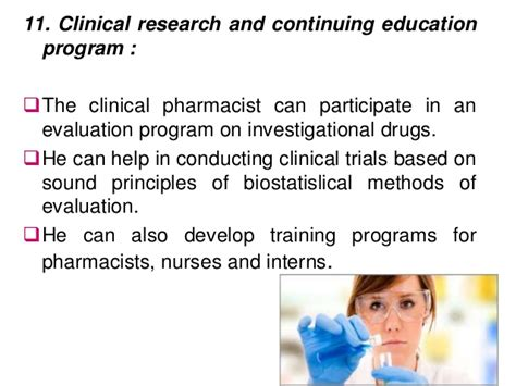 Clinical Research Pharmacist by Clinical Pharmacy