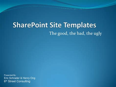 sharepoint 2007 and 2010 use cases