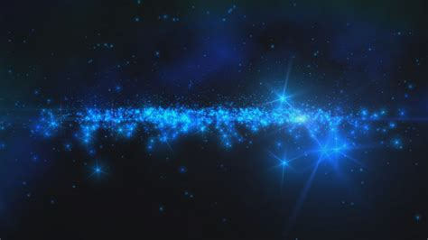 ps4 solid white light but no picture 4k blue starfield in space sparkle hd background 1080p